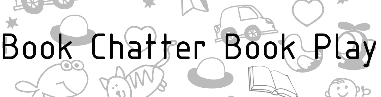 Book Chatter Book Play Banner