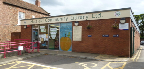 Photo of Hatfield Community Library