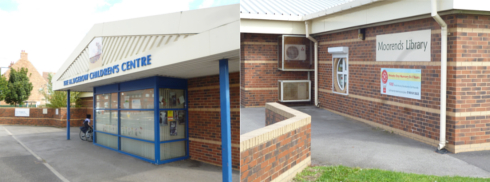 External photo of Moorends Communiy Library