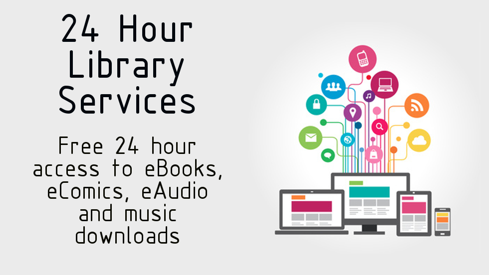 24hr Library Services
