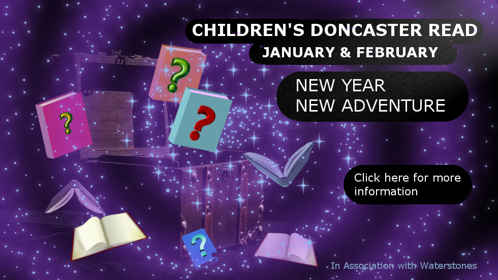 Children's Doncaster Read for January & February 2019