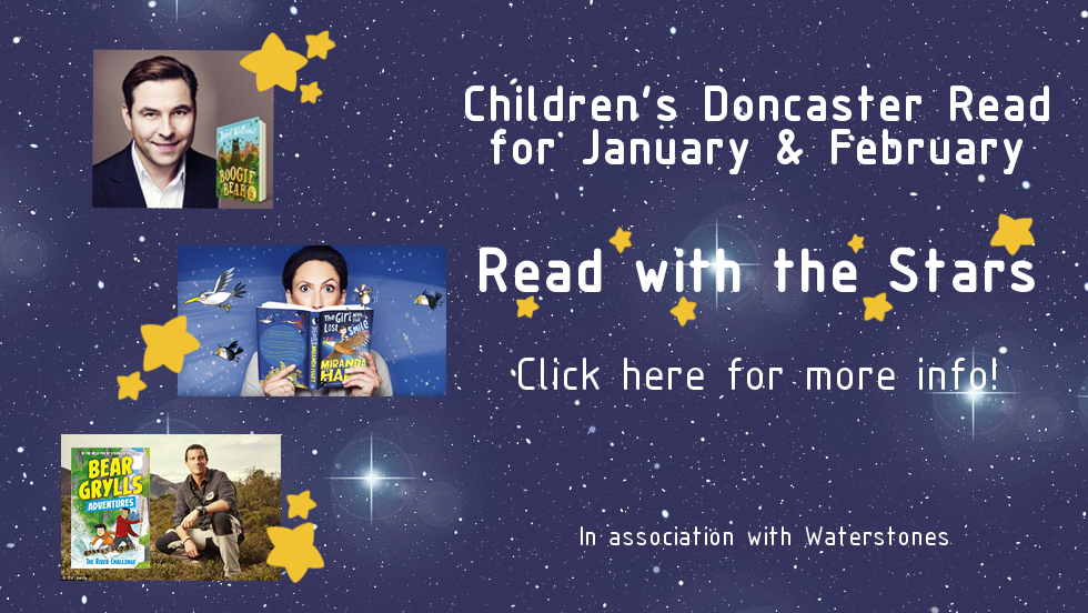 Children's Doncaster Read for January & February 2018