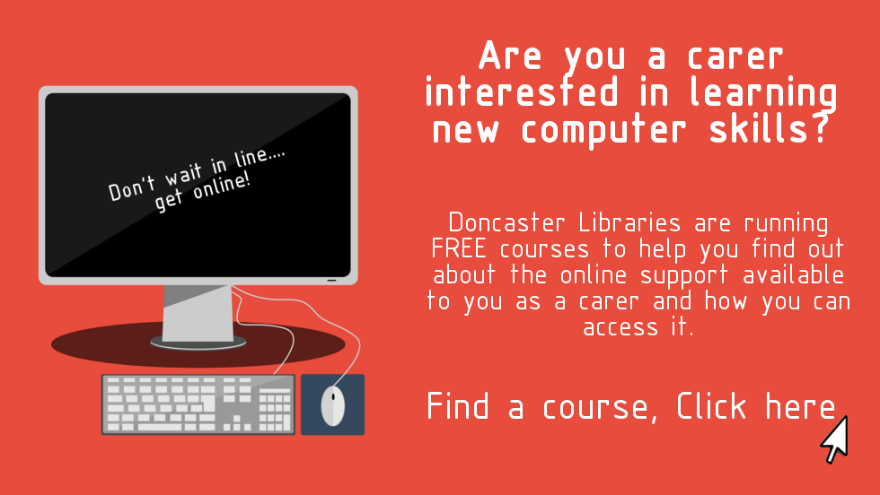 Computer sessions for carers