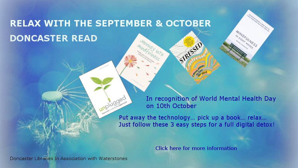 Doncaster Read for September & October