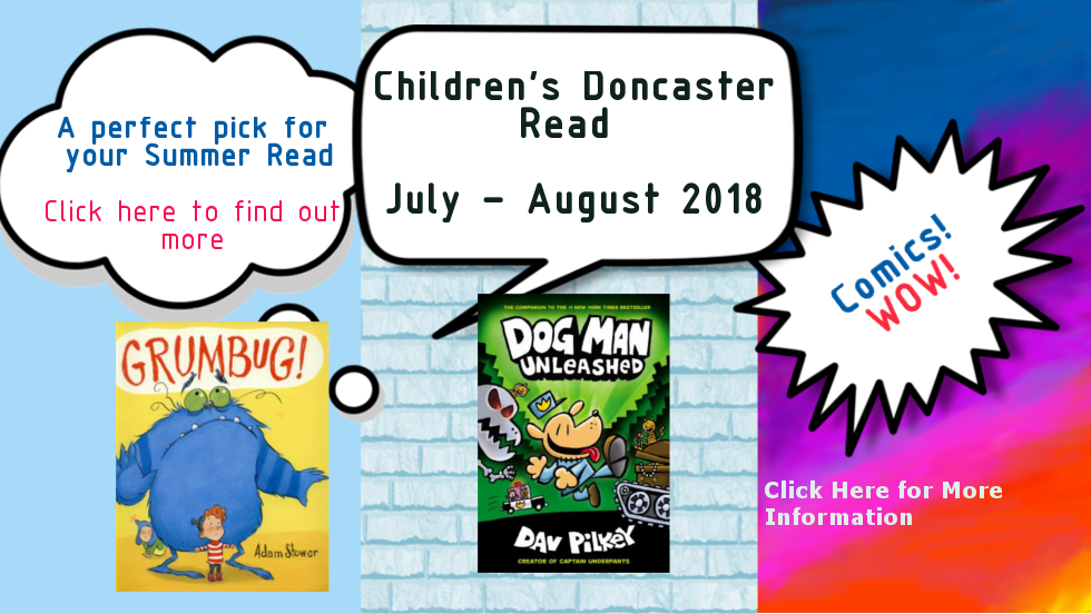 Children's Doncaster Read for July & August 2018