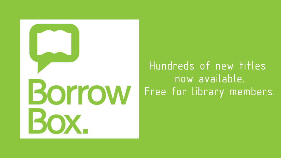 BorrowBox Bigital Library
