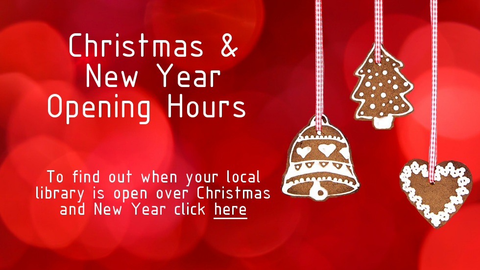 Doncaster Libraries Christmas Opening Times 2016