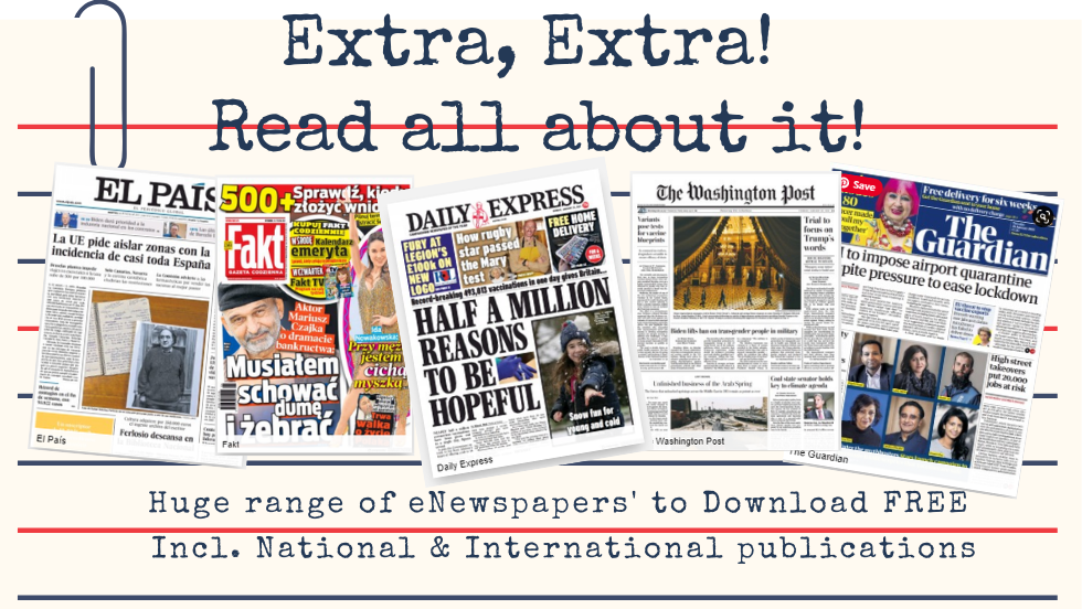 PressReader - Free eNewspapers