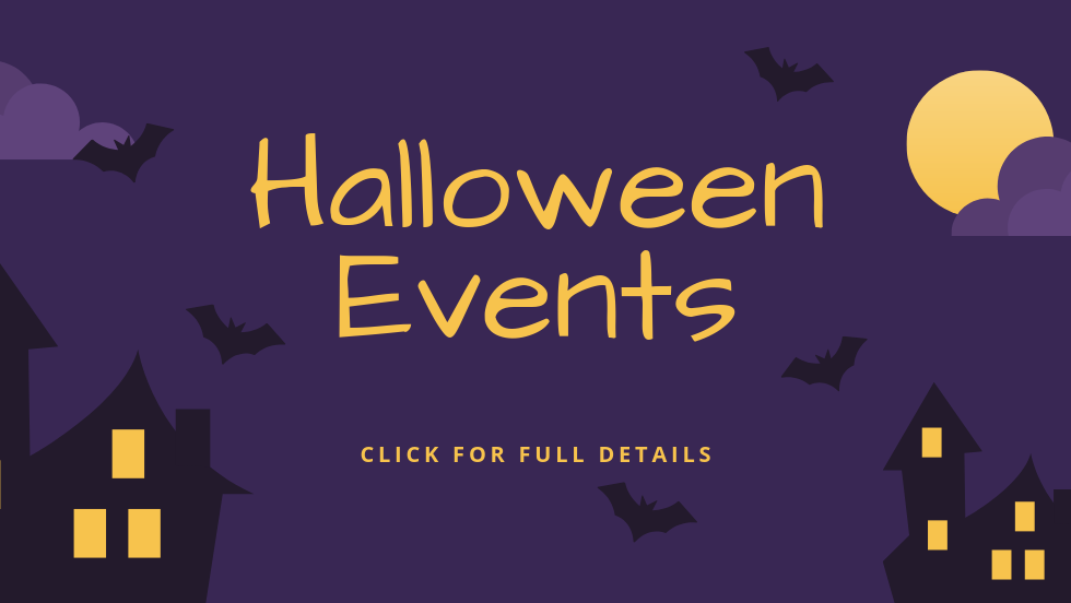 Halloween Events 2019