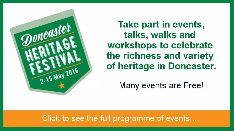 Doncaster Heritage Festival 2016