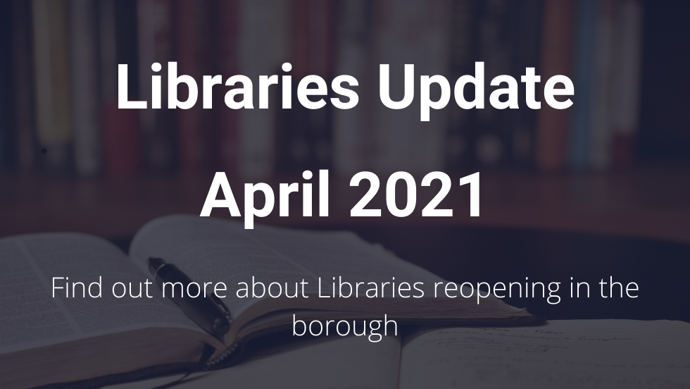 Libraries Update 2021