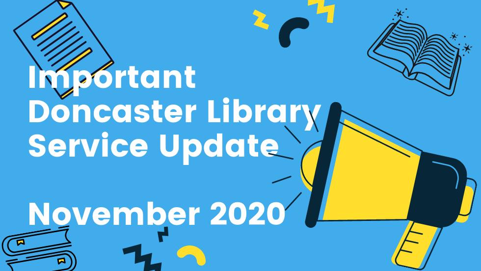 Libraries Update - November 2020