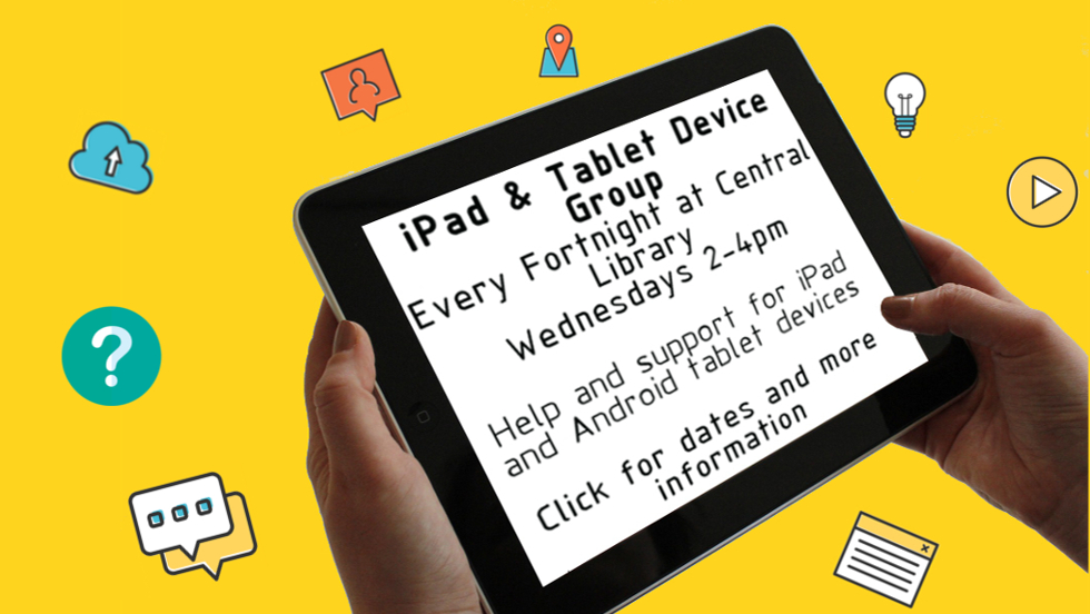 iPad and Tablet Group