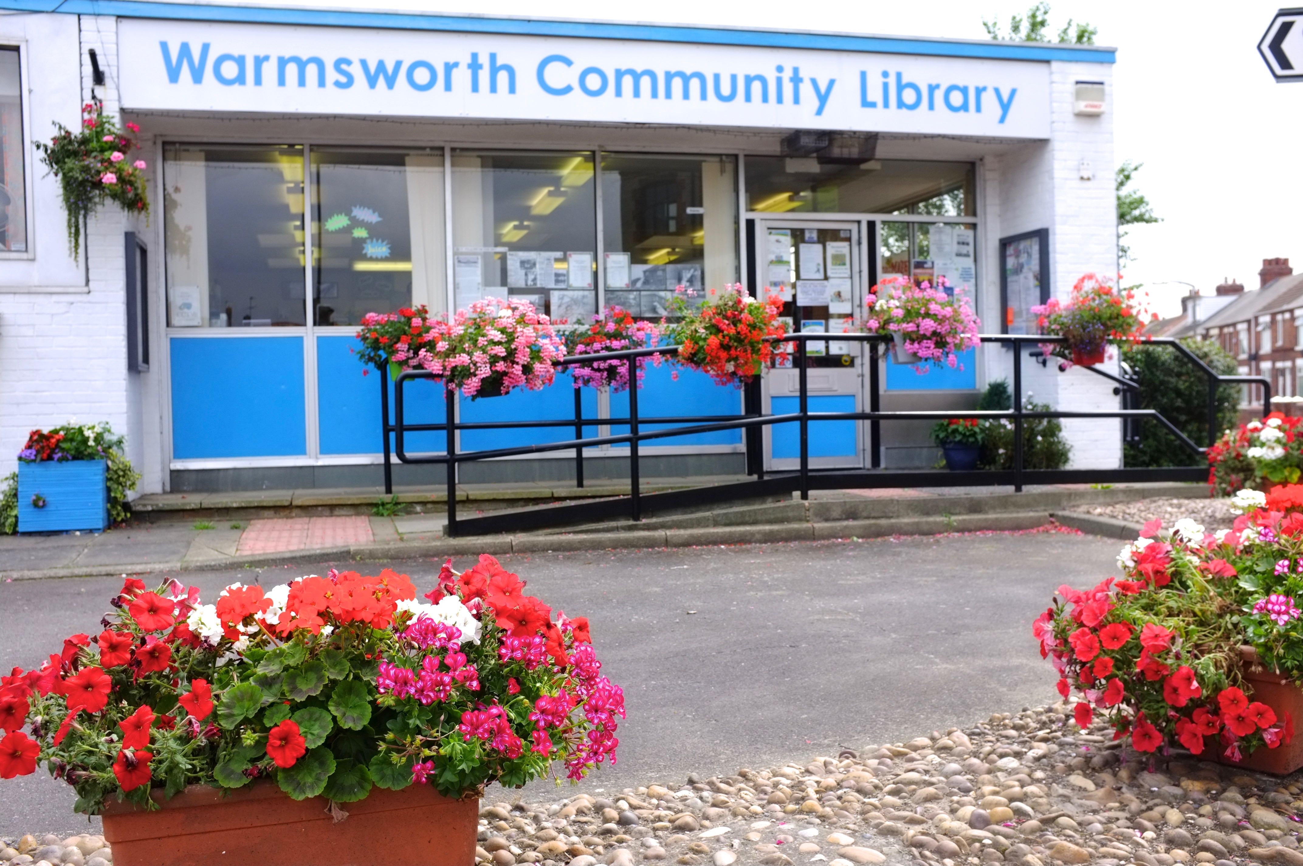 Photo of Warmsworth Community Library