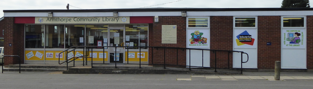 Photo of Armthorpe Community Library Exterior