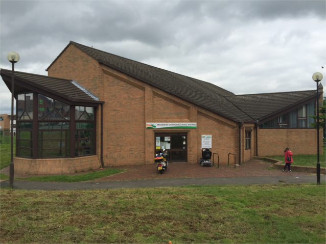 Photo of Woodlands Community Library and Hub
