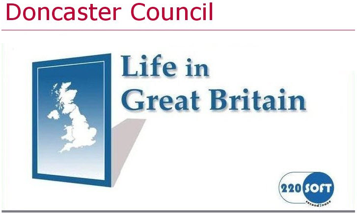 Life in Great Britain logo