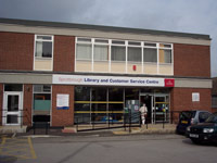 Photo of Sprotbrough Community Library