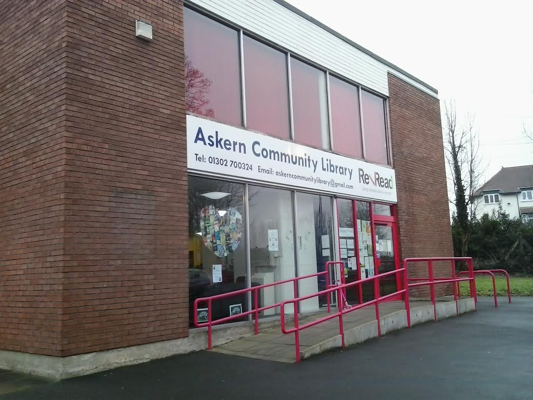 Photo of Askern Community Library